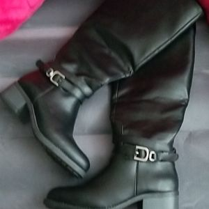 Rampage Knee High Boots